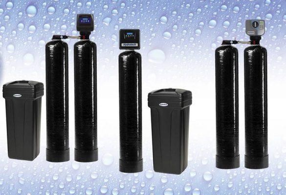 89 Series Water Softening Systems