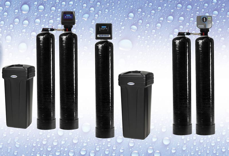 Upflow Series Systems