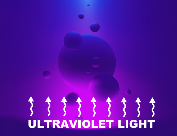 UV-light-arrows