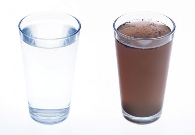 Which glass would you rather drink?