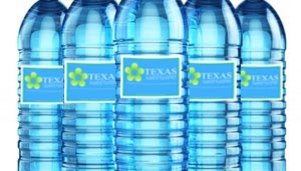Texas Sweetwater sports bottles
